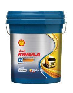 dầu động cơ shell, Shell Rimula R5E