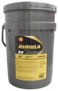 dầu động cơ Shell Rimula R6 cao cấp