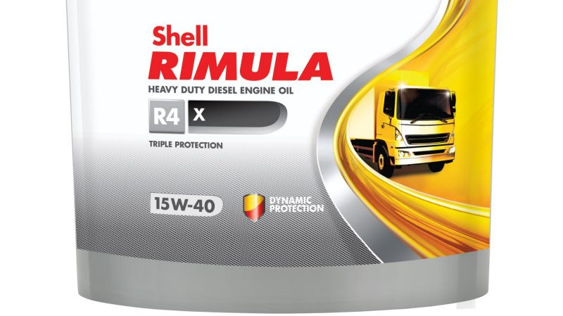 giá dầu động cơ shell