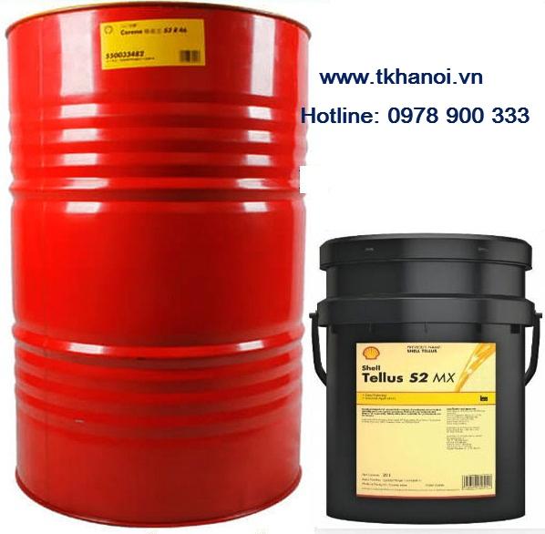 dầu thủy lực thế hệ mới, dầu shell giá rẻ