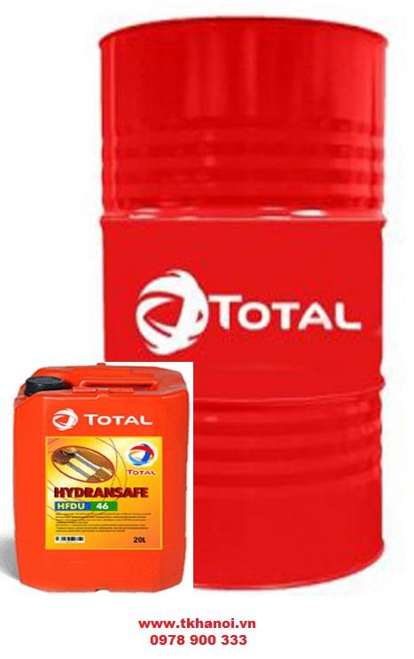 dầu thủy lực chống cháy, dầu thủy lực cao cấp, dầu thủy lực total