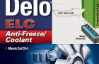 Nước làm mát động cơ chưa pha Delo ELC Anti-Freeze