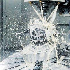 Dầu cắt gọt kim loại – dầu làm mát cho máy CNC